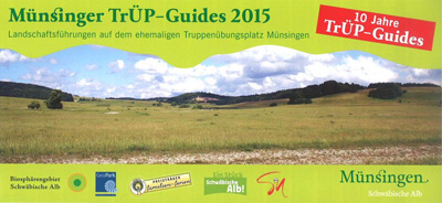Flyer Führungen TrÜP-Guides