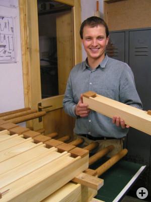 neue Holzpfeifen