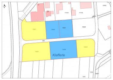Lageplan Eichenried II Stand 27.11.2020