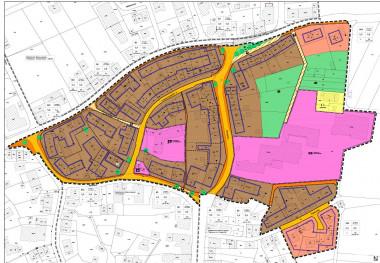 Lageplan Poststrasse_Burgstrasse_1._Aenderung